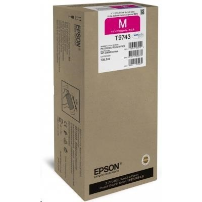 EPSON Ink bar WorkForce Pro WF-C869R Magenta XXL Ink Supply Unit 735,2 ml