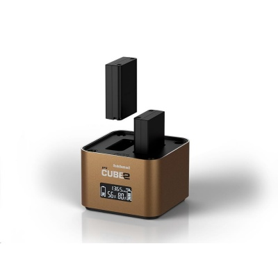 Hahnel Procube 2 Twin Charger Olympus