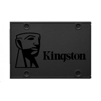 Kingston SSD  480GB A400 SATA3 2.5 SSD (7mm height) (R 500MB/s; W 320MB/s)