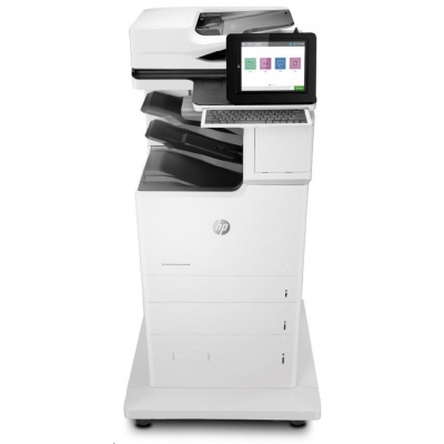 HP Color LaserJet Enterprise Flow MFP M682z (A4, 56 ppm, USB, Ethernet, Print/Scan/Copy, Duplex, Fax, HDD, Tray)